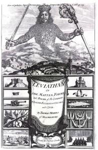 Leviathan, de Thomas Hobbes