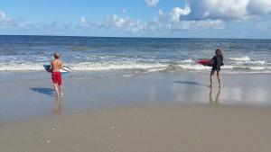 Ori and Noa beach
